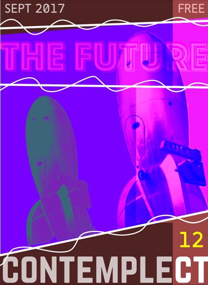 issue 12. design & the future.