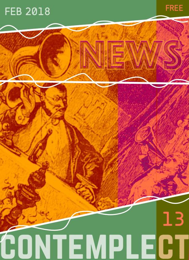 issue 13. design & news.