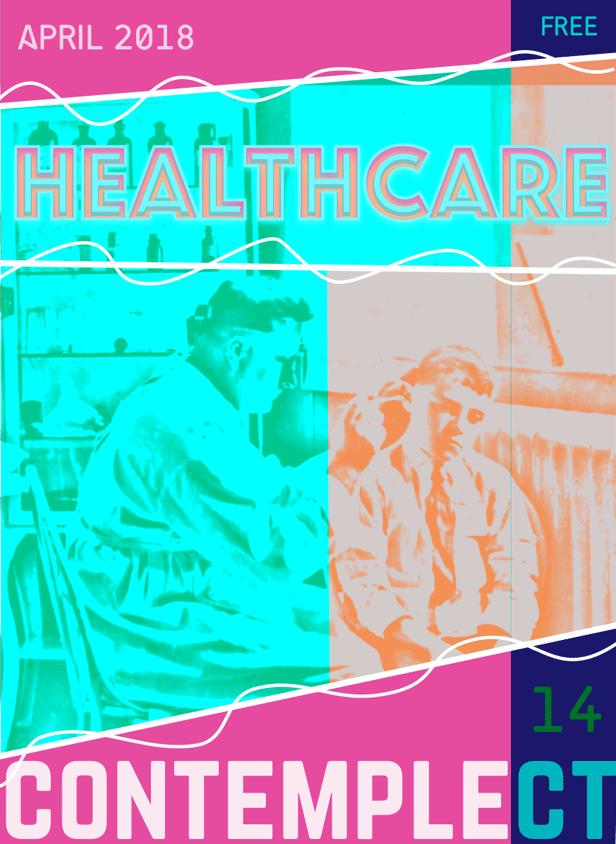 issue 14. design & healthcare.
