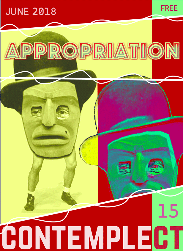 issue 15. design & appropriation.
