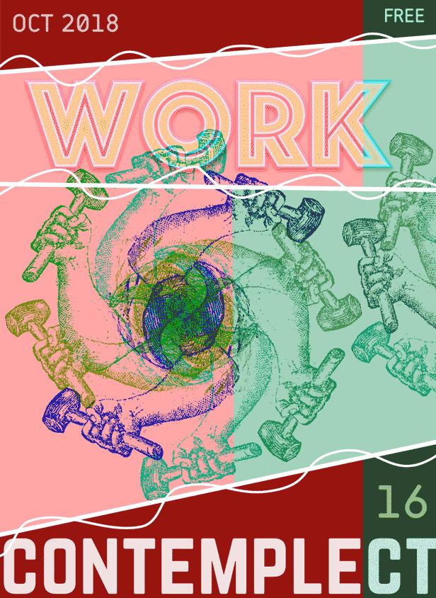 issue 15. design & work.
